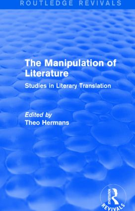 pdf the manipulation of literature routledge revivals book by routledge