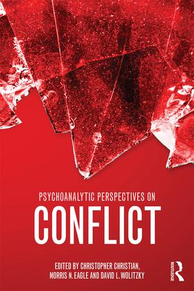Psychoanalytic Perspectives on Conflict book cover