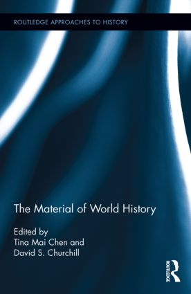 The Material of World History book cover