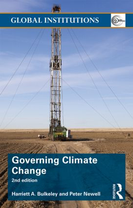 Governing Climate Change book cover
