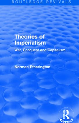 Theories of Imperialism (Routledge Revivals)