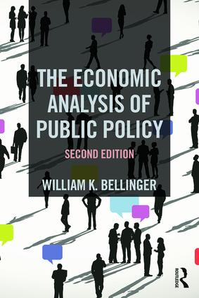 The Economic Analysis of Public Policy: 2nd Edition (Paperback) book cover