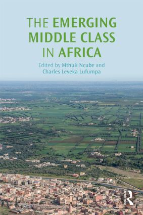 The Emerging Middle Class in Africa book cover