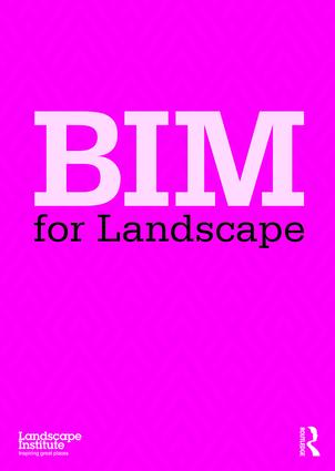 BIM for Landscape book cover