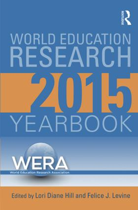 World Education Research Yearbook book cover