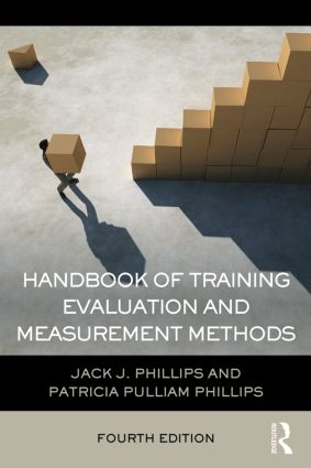 Handbook of Training Evaluation and Measurement Methods: 4th Edition (Paperback) book cover