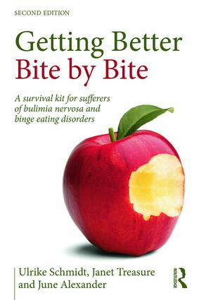 Getting Better Bite by Bite: A Survival Kit for Sufferers of Bulimia Nervosa and Binge Eating Disorders, 2nd Edition (Paperback) book cover