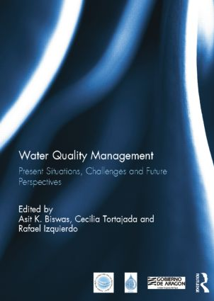 Water Quality Management: Present Situations, Challenges and Future Perspectives, 1st Edition (Paperback) book cover