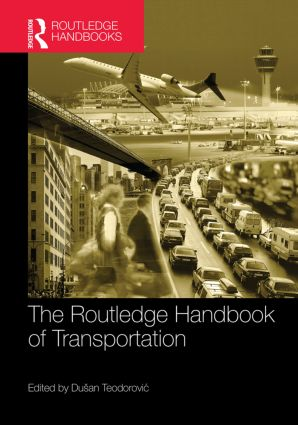 Routledge Handbook of Transportation book cover