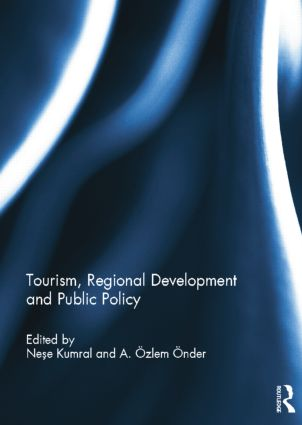 Tourism, Regional Development and Public Policy: 1st Edition (Paperback) book cover