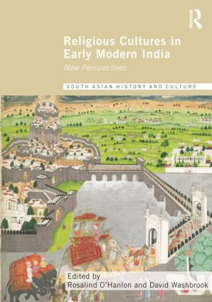 Religious Cultures in Early Modern India: New Perspectives book cover