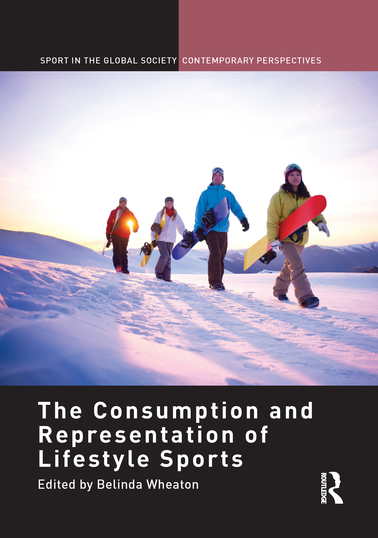 The Consumption and Representation of Lifestyle Sports: 1st Edition (Paperback) book cover