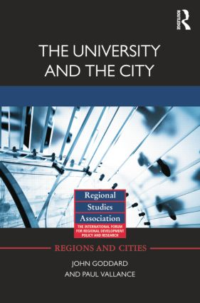 The University and the City: 1st Edition (Paperback) book cover