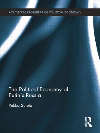 The Political Economy of Putin's Russia