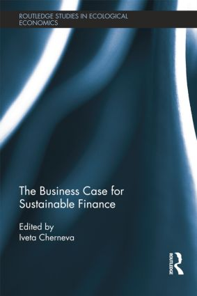The Business Case for Sustainable Finance book cover