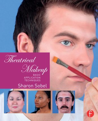 Theatrical Makeup: Basic Application Techniques book cover