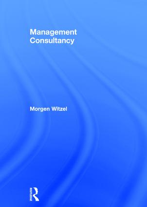 Management Consultancy: 1st Edition (Hardback) book cover