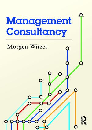 Management Consultancy: 1st Edition (Paperback) book cover