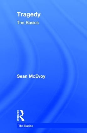 Tragedy: The Basics book cover