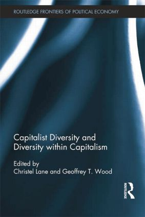 Capitalist Diversity and Diversity within Capitalism: 1st Edition (Paperback) book cover