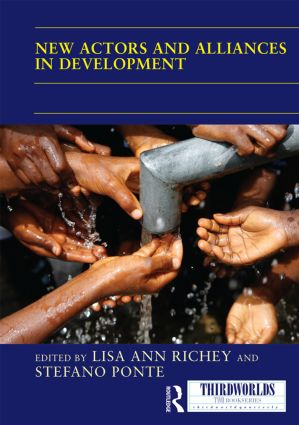 New Actors and Alliances in Development: 1st Edition (Hardback) book cover