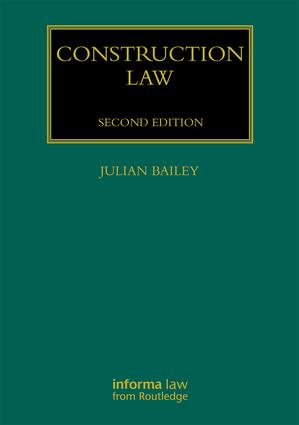 Construction Law book cover