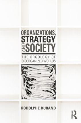 Organizations, Strategy and Society