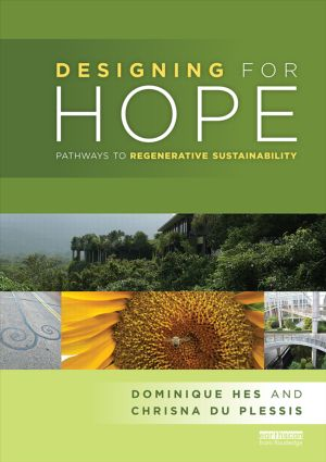Designing for Hope: Pathways to Regenerative Sustainability (Paperback) book cover