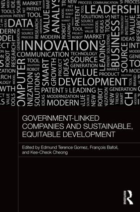 Government-Linked Companies and Sustainable, Equitable Development: 1st Edition (Hardback) book cover