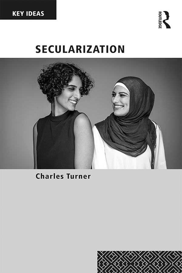 Secularization book cover