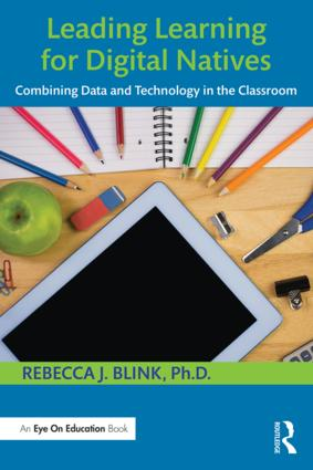 Leading Learning for Digital Natives: Combining Data and Technology in the Classroom book cover