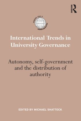 International Trends in University Governance
