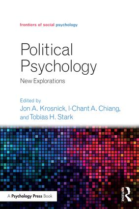 Political Psychology: New Explorations book cover