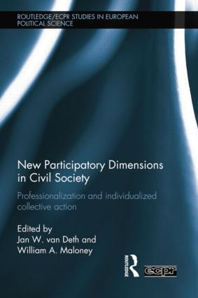 New Participatory Dimensions in Civil Society