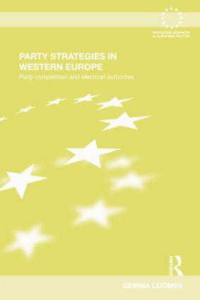 Party Strategies in Western Europe