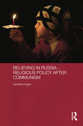 Believing in Russia - Religious Policy after Communism (Paperback) book cover