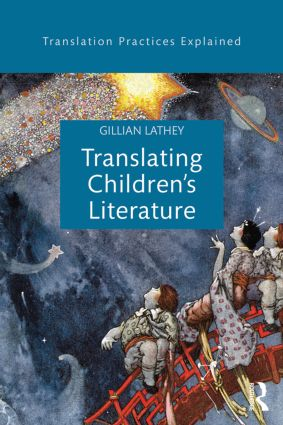 Translating Children's Literature: 1st Edition (Paperback) book cover