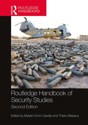 Routledge Handbook of Security Studies book cover