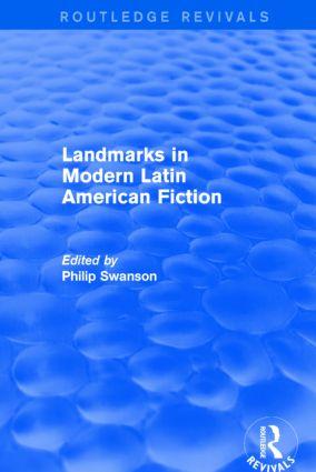 Landmarks in Modern Latin American Fiction (Routledge Revivals)