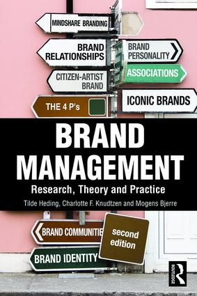 Brand Management: Research, Theory and Practice book cover