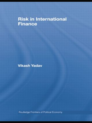Risk in International Finance: 1st Edition (Paperback) book cover