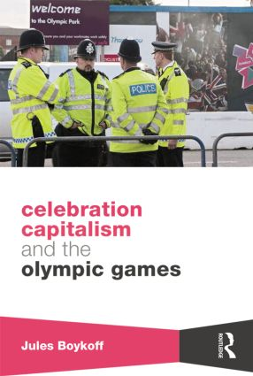 Celebration Capitalism and the Olympic Games book cover