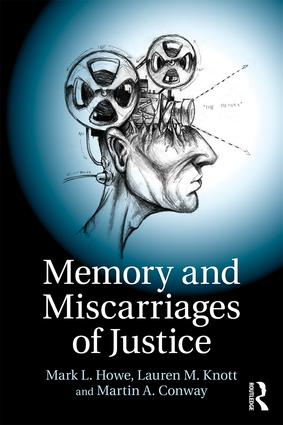 Memory and Miscarriages of Justice book cover