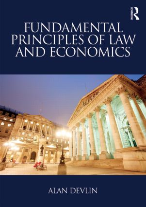 Fundamental Principles of Law and Economics book cover