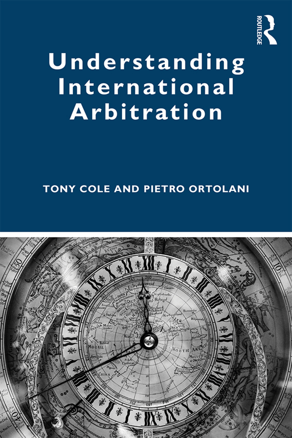 Understanding International Arbitration book cover