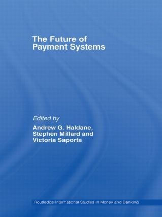 The Future of Payment Systems book cover