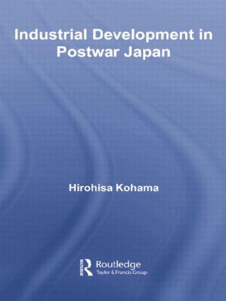 Industrial Development in Postwar Japan book cover