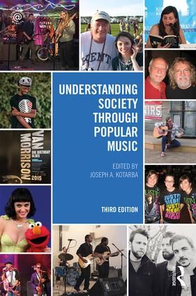 Understanding Society through Popular Music: 3rd Edition (Paperback) book cover