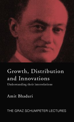 Growth, Distribution and Innovations: Understanding their Interrelations book cover