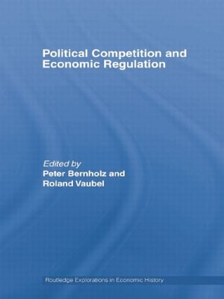 Political Competition and Economic Regulation book cover
